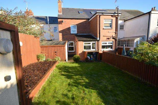 2 Bedrooms Terraced House for sale in Clyst Honiton, Exeter, Devon