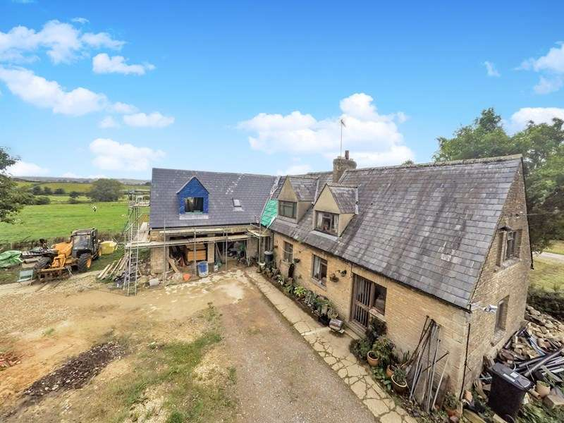 3 Bedrooms Detached House for sale in Green Lane, Milton-Under-Wychwood, Chipping Norton