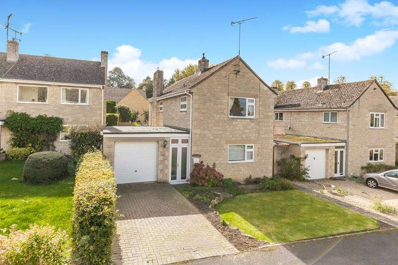 3 Bedrooms Detached House for sale in Courtlands Road, Shipton-Under-Wychwood, Chipping Norton