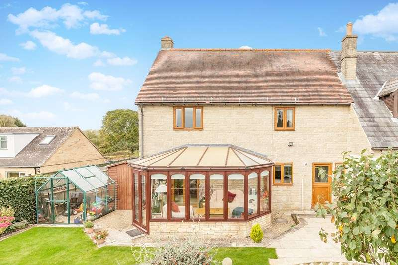 3 Bedrooms Detached House for sale in Rawlinson Close, Chadlington, Chipping Norton