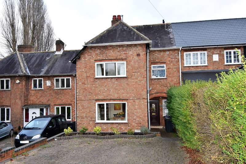 3 Bedrooms Terraced House for sale in Linden Road, Bournville, Birmingham, B30