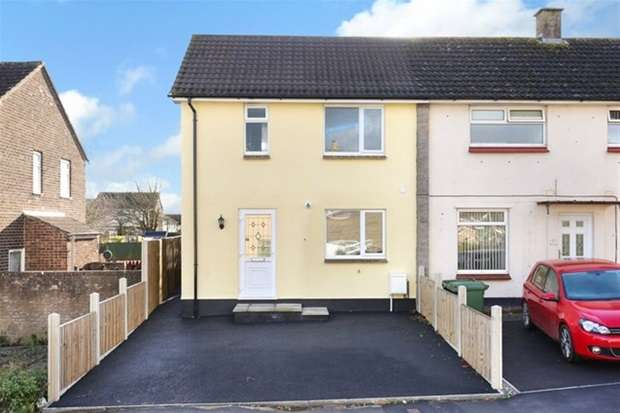 2 Bedrooms Terraced House for sale in Feltham Drive