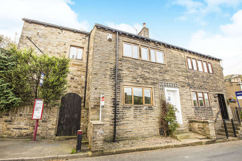 3 Bedrooms Semi Detached House for sale in Duke Street, Luddendenfoot, Halifax, HX2