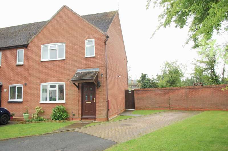 3 Bedrooms End Of Terrace House for sale in Holland Meadow Welford On Avon Stratford Upon Avon