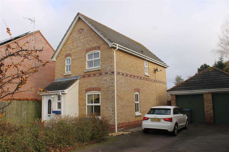 3 Bedrooms Detached House for rent in Elmers Lane, Ipswich