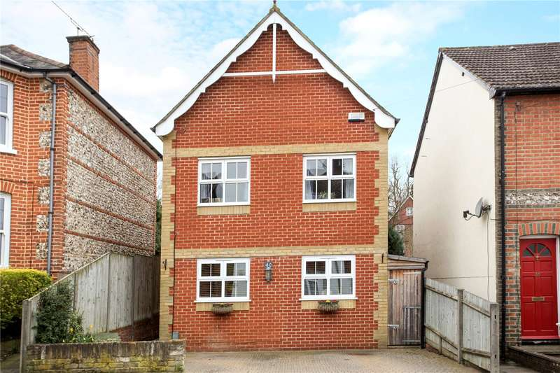 5 Bedrooms Detached House for sale in Down Road, Guildford, Surrey, GU1