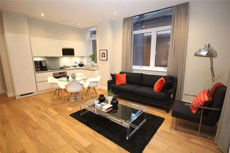 1 Bedroom Flat for sale in Research House, Fraser Road, Perivale, UB6