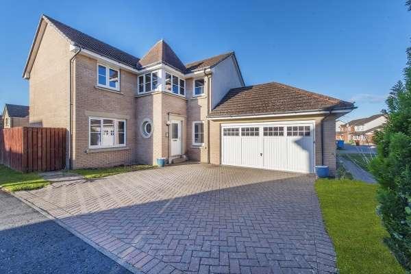 5 Bedrooms Detached House for sale in Moorlands Walk, Uddingston