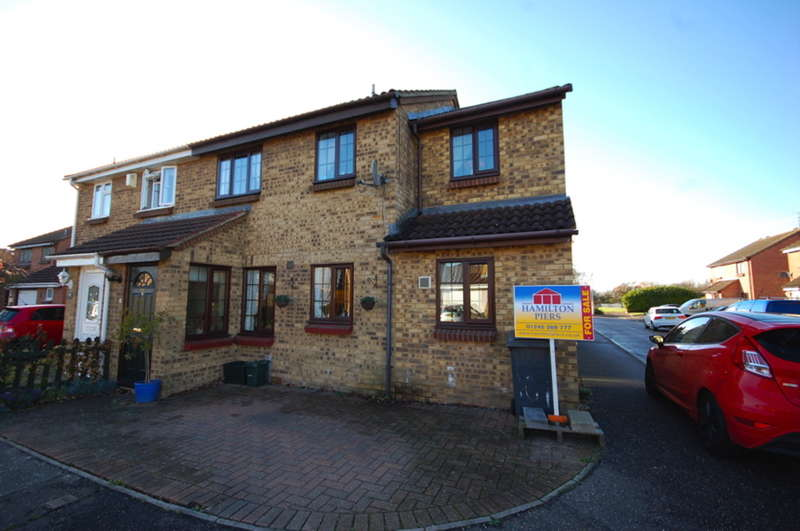 5 Bedrooms Semi Detached House for sale in Beardsley Drive, Springfield, Chelmsford, CM1
