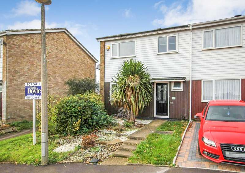 3 Bedrooms End Of Terrace House for sale in SUPERBLY presented 3 BEDroom end of terrace family home with NO UPPER CHAIN