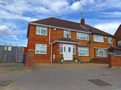 6 Bedrooms Semi Detached House for sale in Tenth Avenue, Luton, Bedfordshire