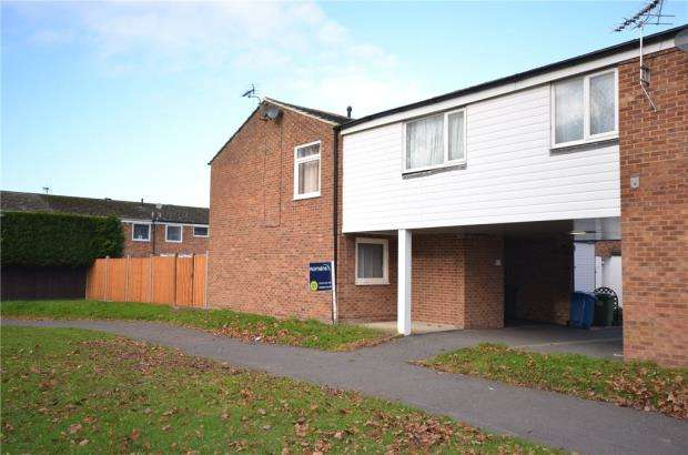 2 Bedrooms Terraced House for sale in Ullswater, Bracknell, Berkshire