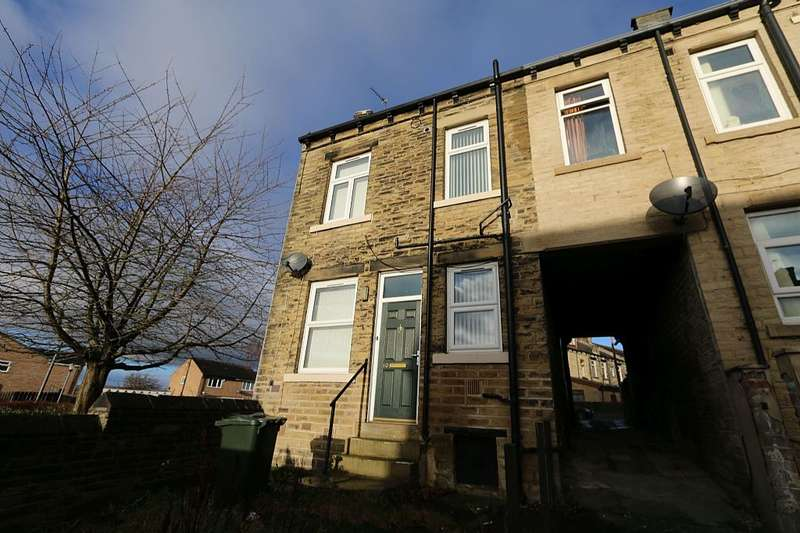 2 Bedrooms Terraced House for sale in Boldshay Street, Bradford, West Yorkshire, BD3 0AJ