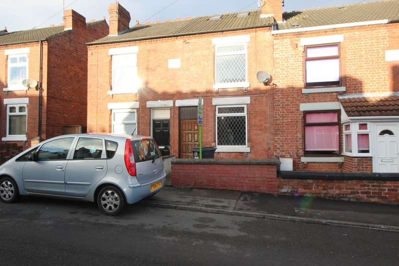 2 Bedrooms Property for sale in Milton Street, Ilkeston, DE7