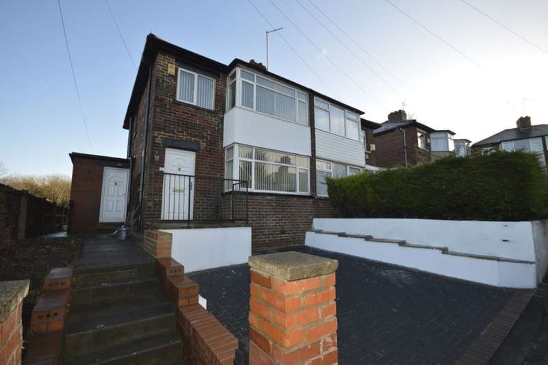 3 Bedrooms Semi Detached House for sale in Baron Close, Leeds, LS11
