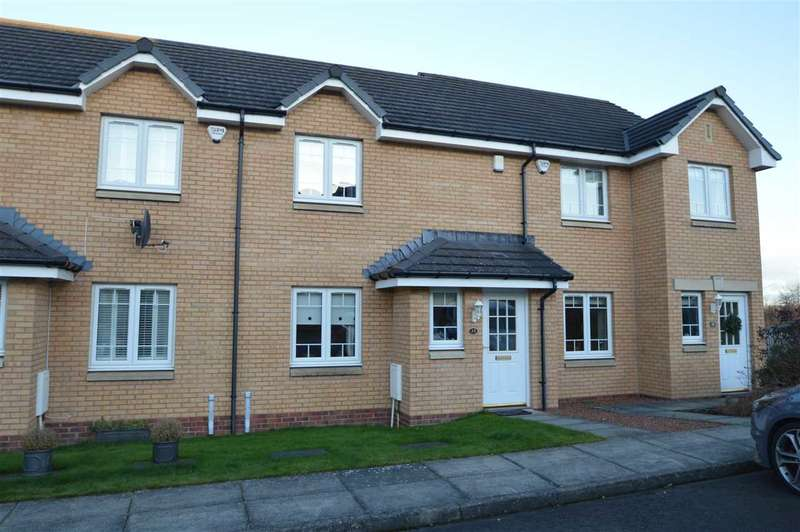 2 Bedrooms Terraced House for sale in Kennoway Crescent, Hamilton