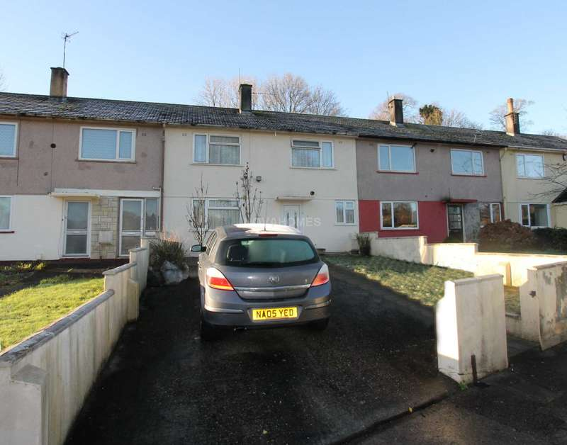 3 Bedrooms Terraced House for sale in St Keverne Place, Pennycross, Plymouth, PL2 3TB