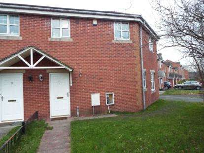 3 Bedrooms Semi Detached House for sale in Capstan Street, Manchester, Greater Manchester