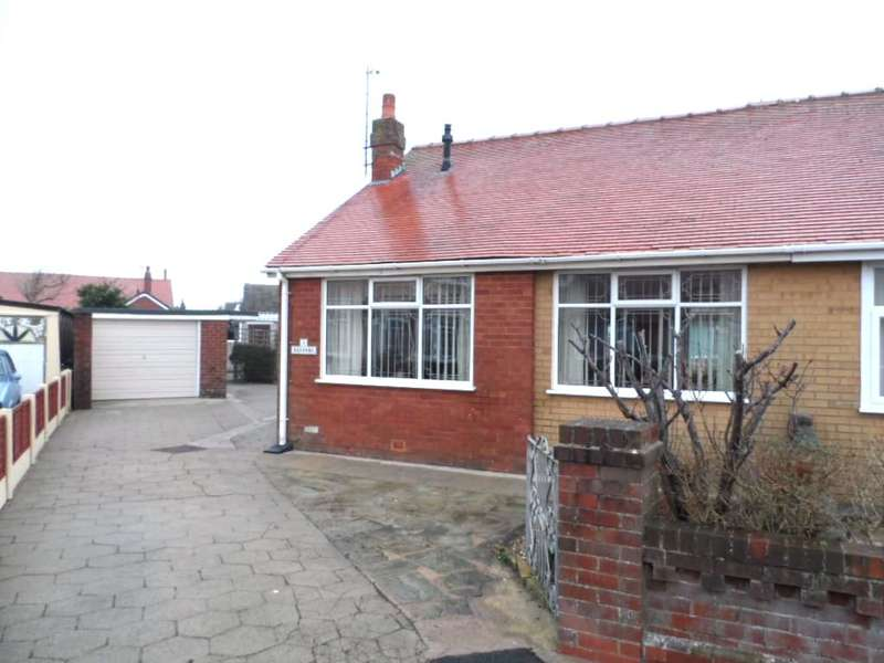 3 Bedrooms Bungalow for sale in Selby Avenue, Thornton Cleveleys, FY5 2QJ