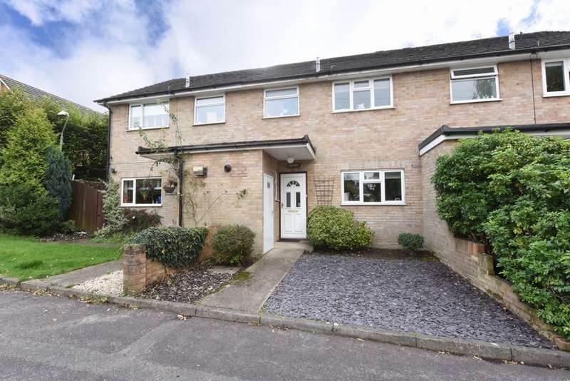 3 Bedrooms Terraced House for sale in College Road, Ash Vale, GU12