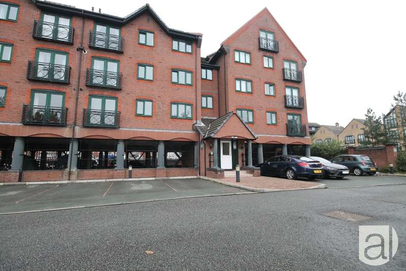 2 Bedrooms Apartment Flat for sale in South Ferry Quay Docklands L3