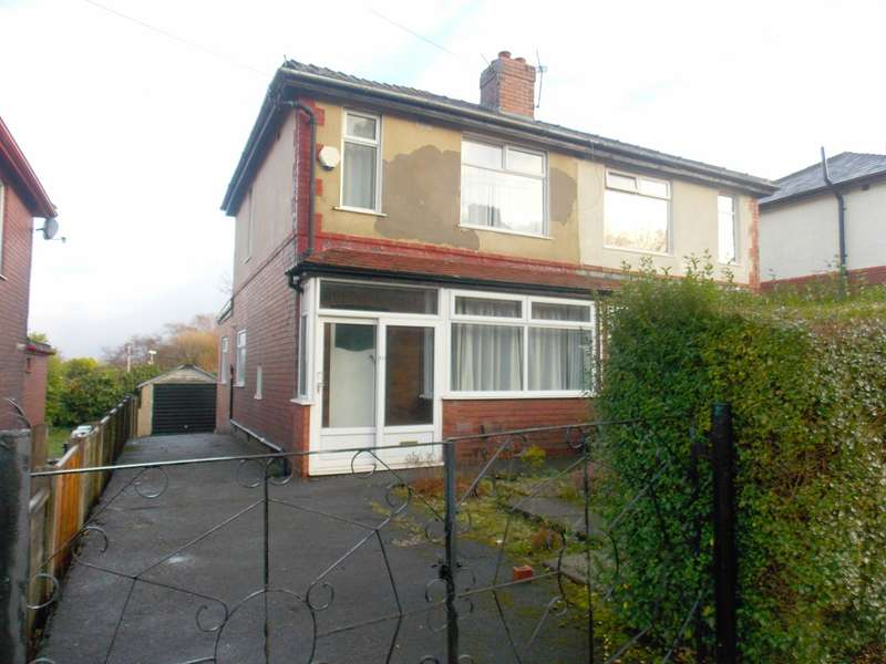 3 Bedrooms Semi Detached House for sale in Callis Road, Bolton, BL3