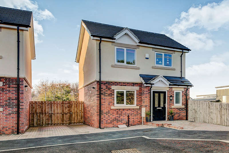 2 Bedrooms Detached House for sale in Kensington Close, Seghill, Cramlington, NE23