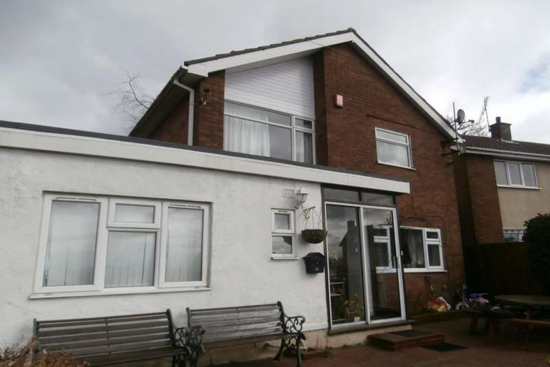4 Bedrooms Detached House for sale in View Drive, Dudley, DY2