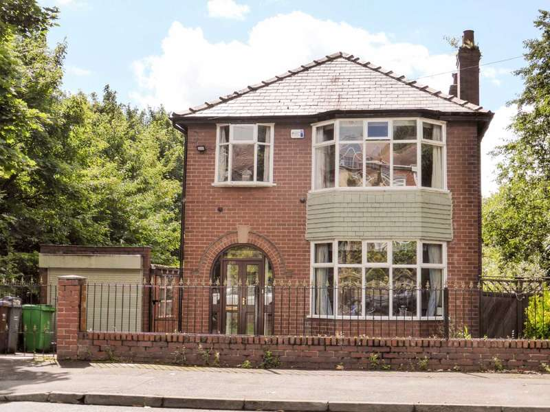 3 Bedrooms Detached House for sale in Blackley New Road, Blackley