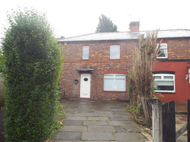 3 Bedrooms Semi Detached House for sale in Alsop Avenue, Salford