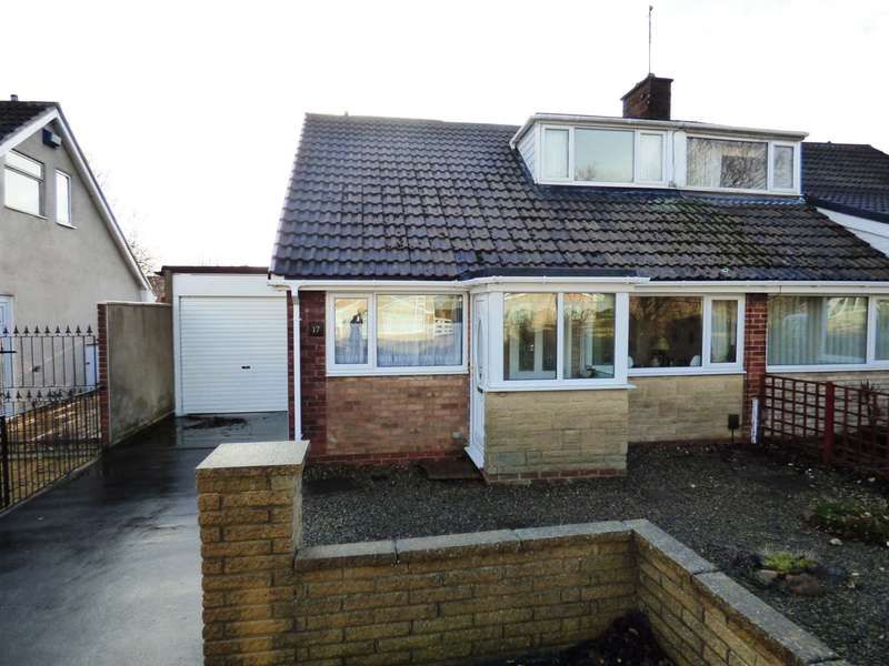 2 Bedrooms Semi Detached Bungalow for sale in Fir Grove, Redcar