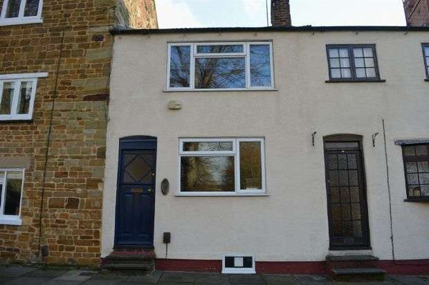 2 Bedrooms Terraced House for rent in Green End, Kingsthorpe, Northampton NN2 6RD