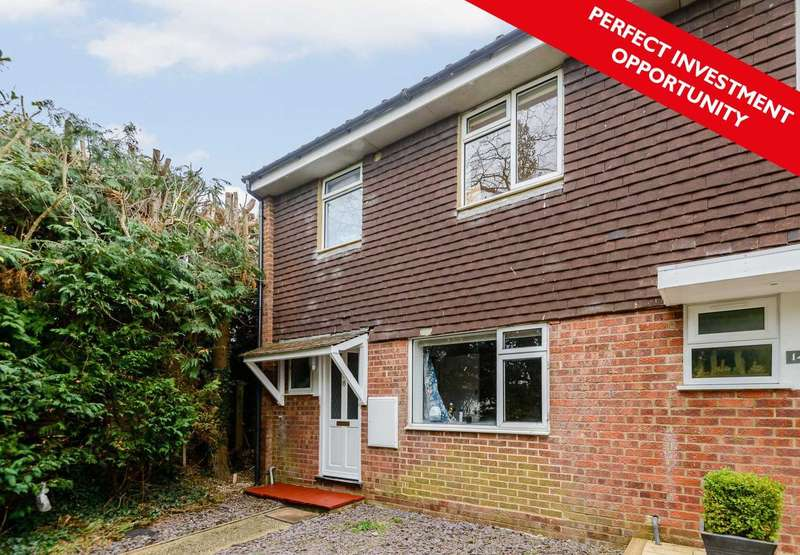 4 Bedrooms End Of Terrace House for sale in Farnham