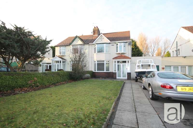 3 Bedrooms Semi Detached House for sale in Breckside Park Anfield L6