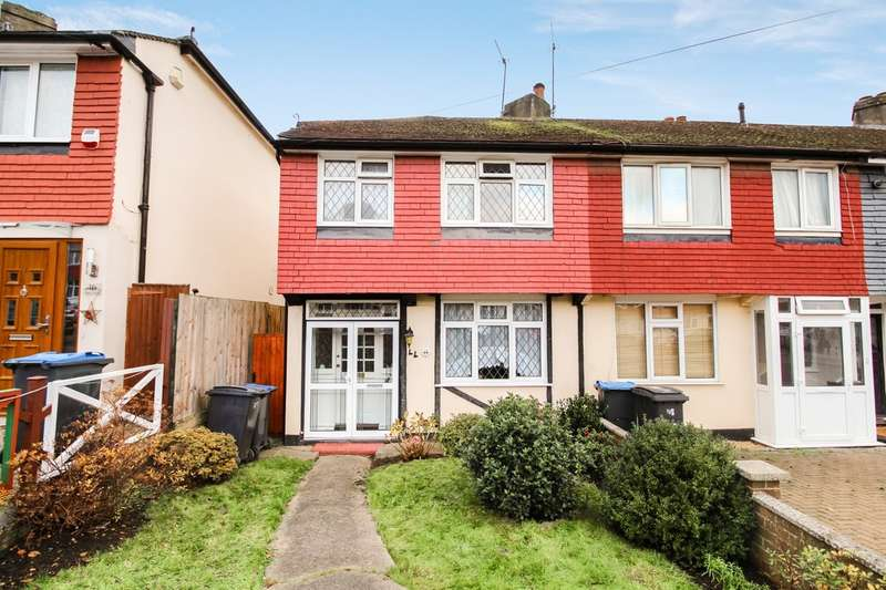 3 Bedrooms End Of Terrace House for sale in Hazelbank, Surbiton