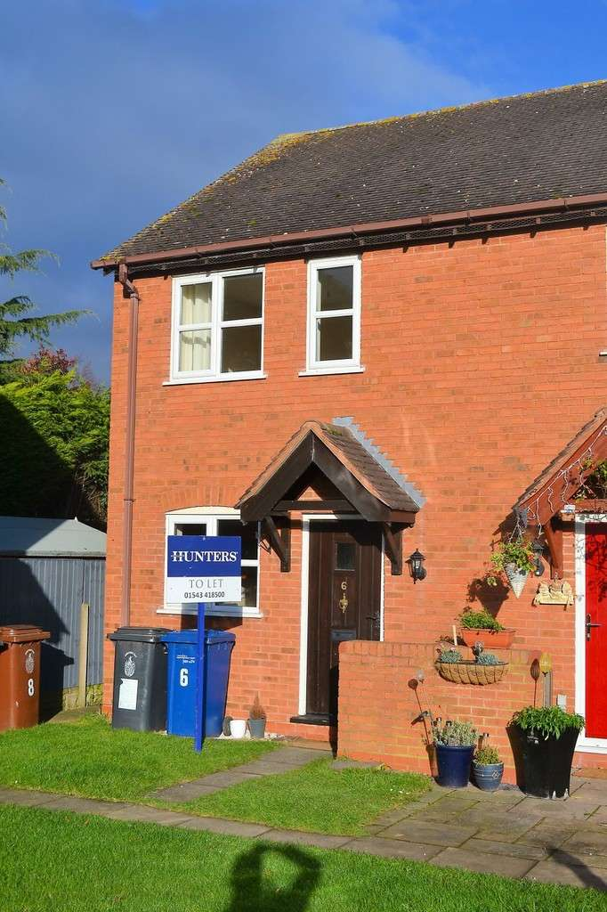 2 Bedrooms Semi Detached House for rent in Victoria Meadow, Elford