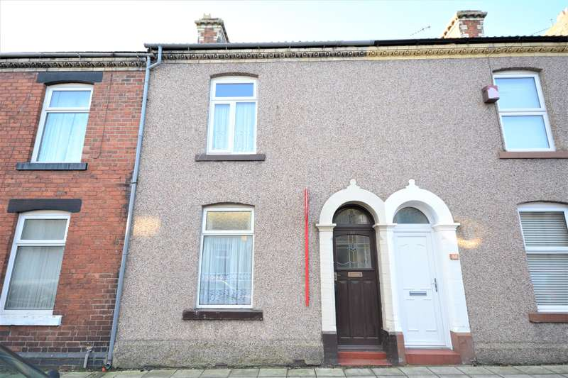 2 Bedrooms Terraced House for sale in Princes Street, Bishop Auckland, DL14 7BA