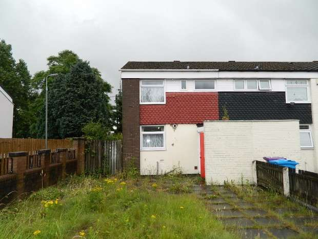 3 Bedrooms End Of Terrace House for sale in Steers Croft, Liverpool, L28