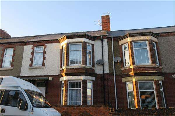 3 Bedrooms Apartment Flat for sale in Richmond Road, South Shields