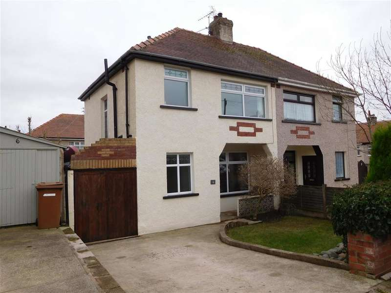 3 Bedrooms Semi Detached House for sale in Longlands Avenue, BARROW-IN-FURNESS