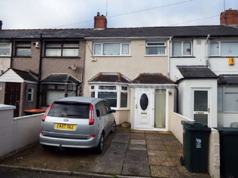 3 Bedrooms Terraced House for sale in Barthropp Street, Off Somerton Road, Newport. NP19 0JQ