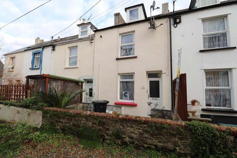 3 Bedrooms Terraced House for sale in Grosvenor Street, Barnstaple