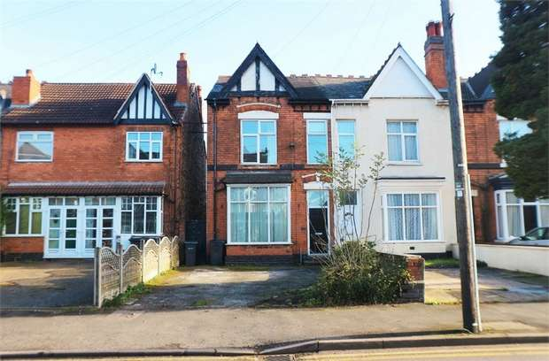 4 Bedrooms Semi Detached House for sale in Boldmere Road, Sutton Coldfield, West Midlands
