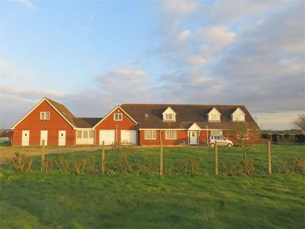 9 Bedrooms Detached House for sale in Luttongate, Sutton St Edmund, Spalding, Lincolnshire