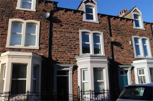 4 Bedrooms Terraced House for sale in Lawson Street, Maryport, Cumbria