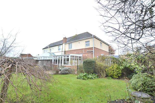 3 Bedrooms Semi Detached House for sale in Shurdington Road, Brockworth, GLOUCESTER, GL3 4PS