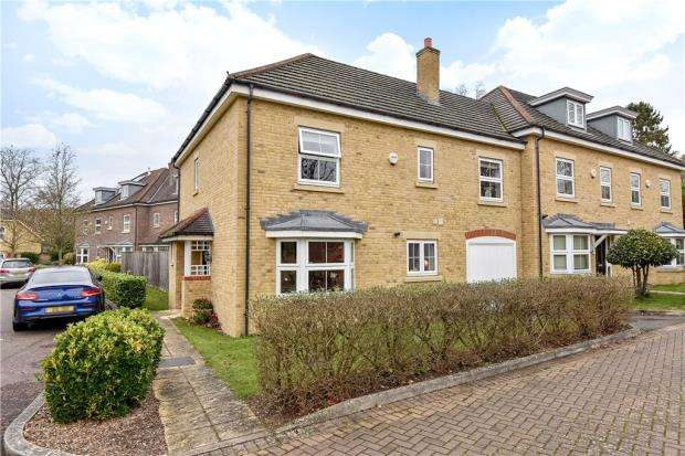 4 Bedrooms End Of Terrace House for sale in Cranwells Lane, Farnham Common