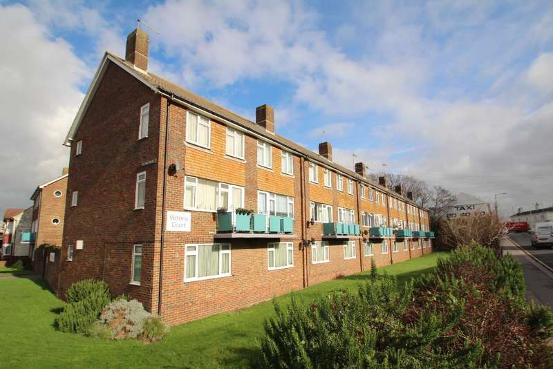2 Bedrooms Flat for sale in Victoria Court, Victoria Road, Portslade, East Sussex, BN41 1XX