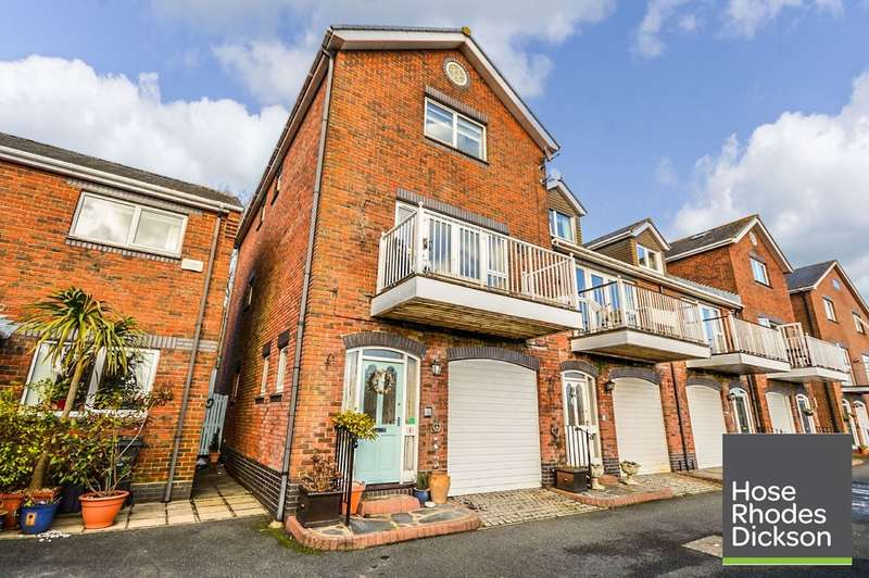 4 Bedrooms Town House for sale in Nelson Quay, St. Helens