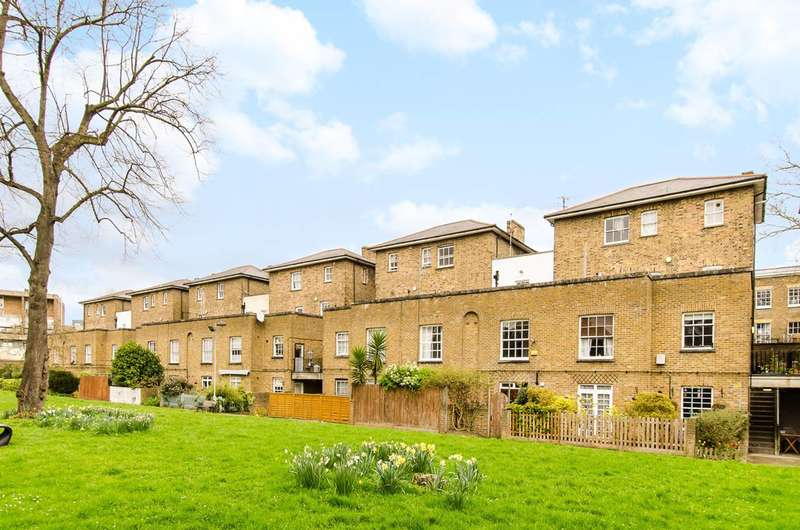 2 Bedrooms Flat for sale in Foxley Road, Brixton, SW9